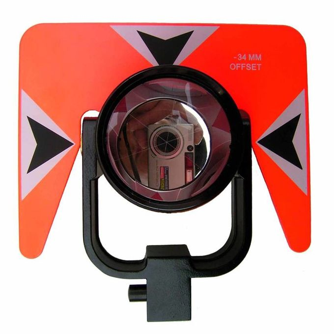 GA-AK18L  Leica adaptor  Single Prism Set /Reflecting set with soft bag for total station